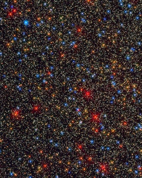 Digital Art - Omega Centauri Globular Cluster  by Artistic Panda