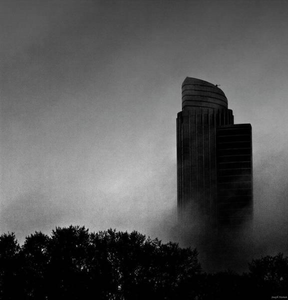 Photograph - Ominous by Joseph Noonan