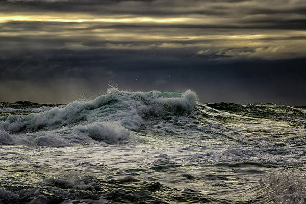 Cyclone Wall Art - Photograph - Ominous by Stelios Kleanthous