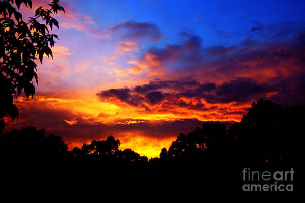 Clayton Photograph - Ominous Sunset by Clayton Bruster