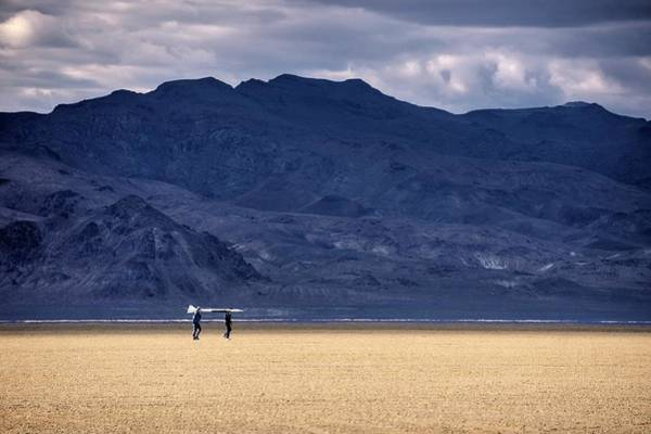 Photograph - On A Mission In The Desert by Quality HDR Photography