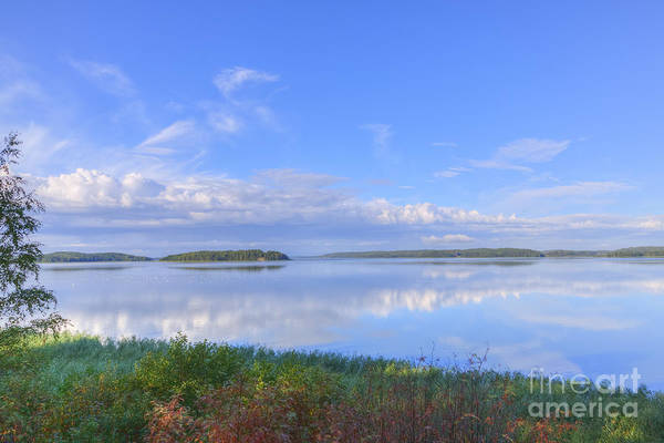 Archipelago Photograph - On August Morning by Veikko Suikkanen