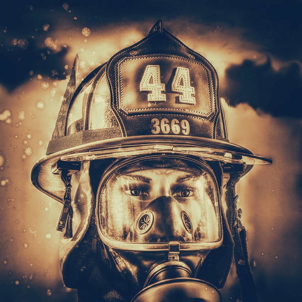 Wall Art - Photograph - On Duty And Into Fire_dramatic by Hans Zimmer