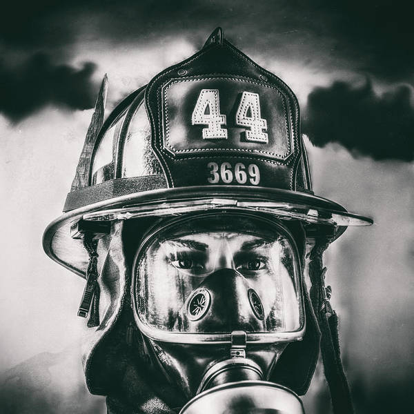 Wall Art - Photograph - On Duty And Into Fire_mkii by Hans Zimmer