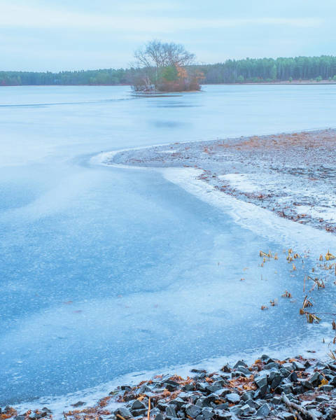 Wall Art - Photograph - On Frozen Pond by Joseph Smith