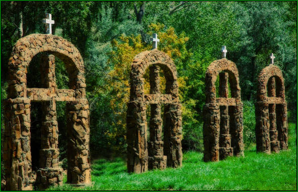 Photograph - On Holy Ground At Chimayo by Ginger Wakem