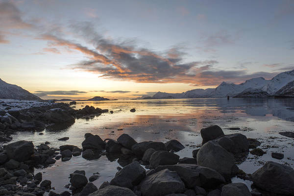 Photograph - On My Way Through Lofoten 5 by Dubi Roman
