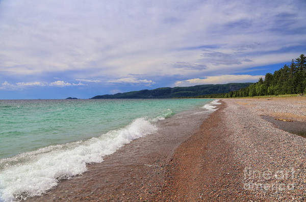 Photograph - On Pebbled Beaches by Rachel Cohen