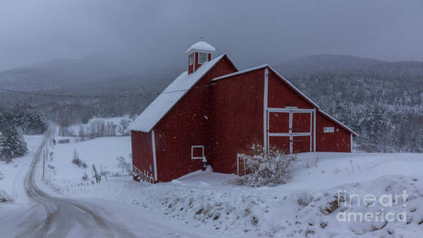 Photograph - On The Back Roads Of Stowe by New England Photography