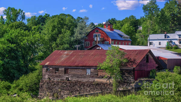 Photograph - On The Backroads Of Stowe by Scenic Vermont Photography