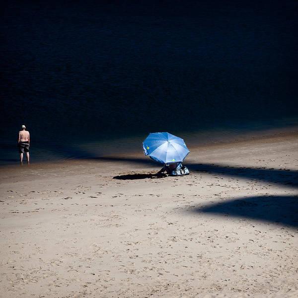 Photograph - On The Beach by Dave Bowman