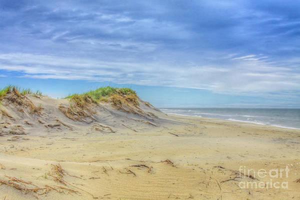 Wall Art - Digital Art - On The Beach by Randy Steele