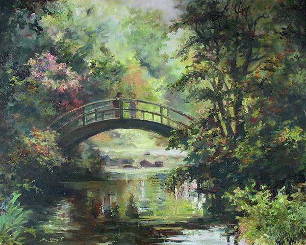 Painting - On The Bridge by Tigran Ghulyan