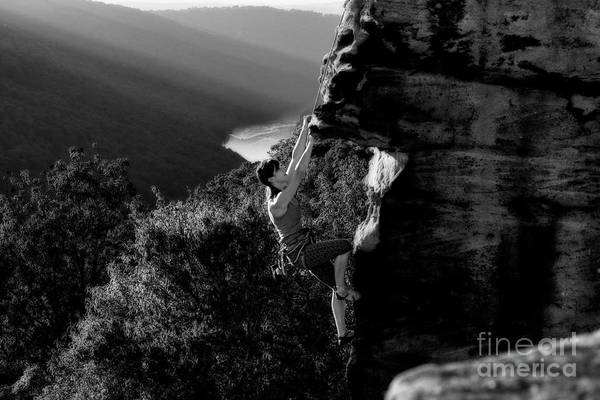 Photograph - On The Edge Of The World by Dan Friend