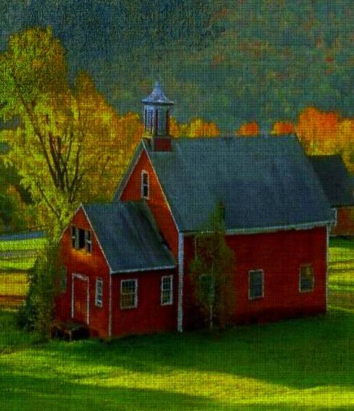 Photograph - On The Farm by Digital Art Cafe