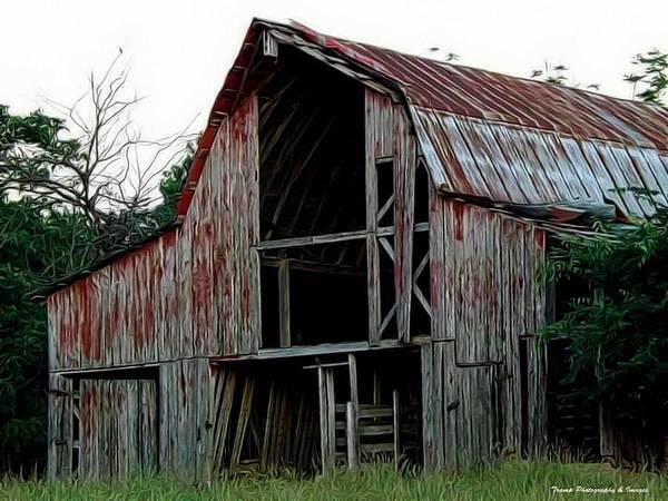 Photograph - On The Farm by Wesley Nesbitt