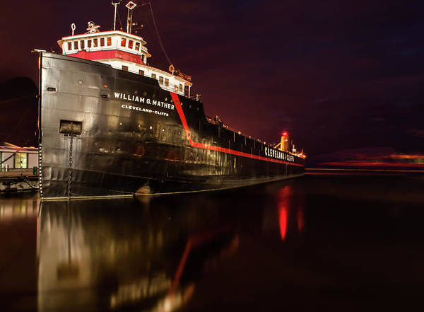 Photograph - On The Good Ship by Stewart Helberg