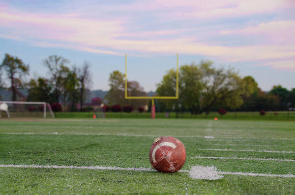 Photograph - On The Gridiron by Bill Cannon