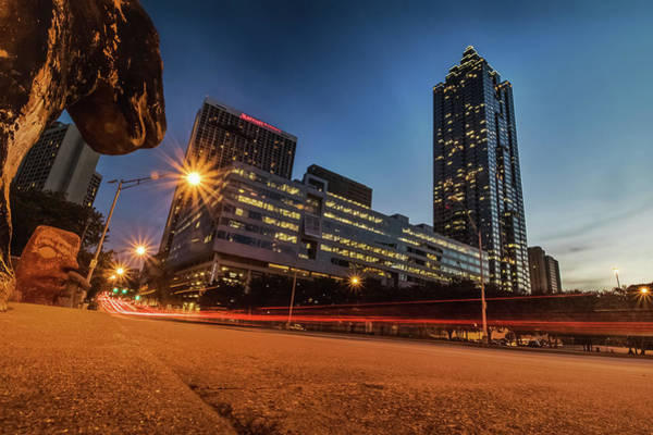 Photograph - On The Move by Mike Dunn