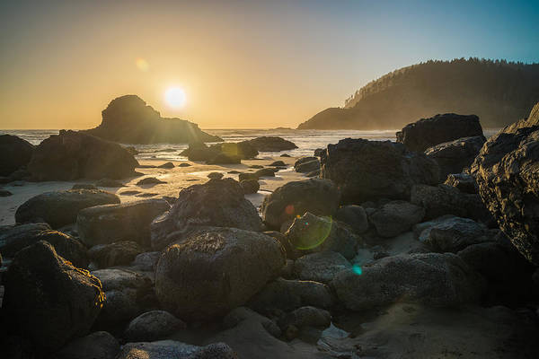 Wall Art - Photograph - On The Pacific by Kristopher Schoenleber