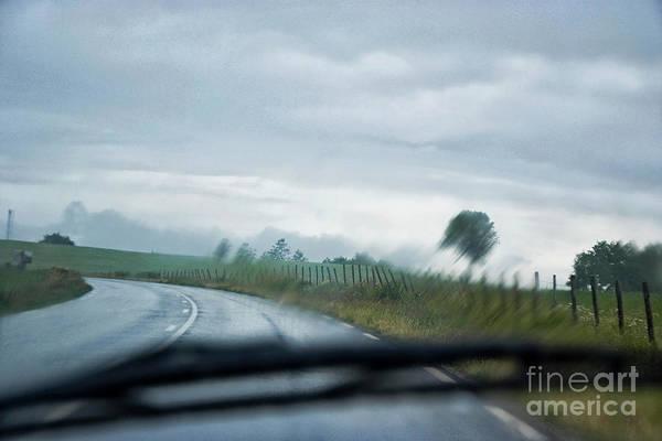 Wall Art - Photograph - On The Road - 2 by Wedigo Ferchland