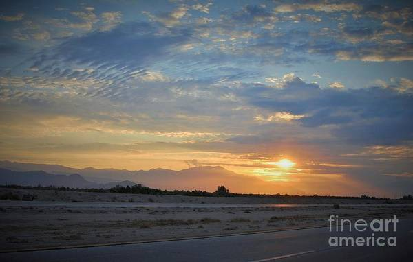 Highway 86 Photograph - On The Road by Angela J Wright