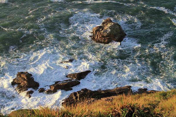 Photograph - On The Rocks by Bonnie Follett
