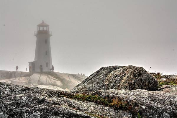 Photograph - On The Rocks by David Matthews