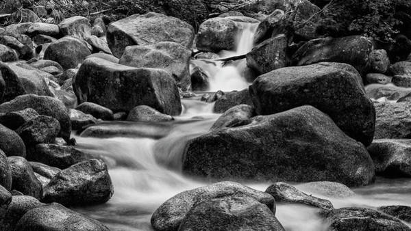 Shannon Falls Wall Art - Photograph - On The Rocks by Stephen Stookey