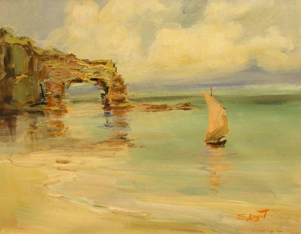 Painting - On The Shore by Tigran Ghulyan