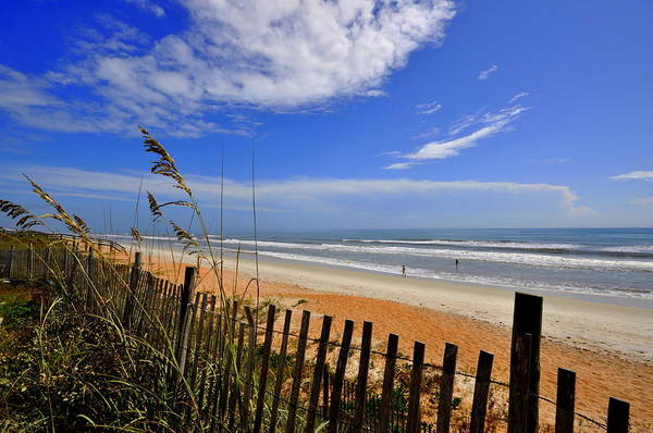 Flagler Beach Photograph - On The Side Of High Tides by Andrew Armstrong  -  Mad Lab Images