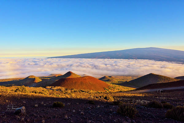 Photograph - On The Slopes Of Mauna Kea by Jim Thompson