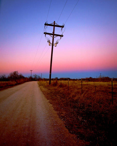 Photograph - On The Way Home by James Granberry