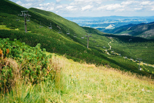 High Tatras Wall Art - Photograph - On The Way To Kasprowy Wierch by Pati Photography