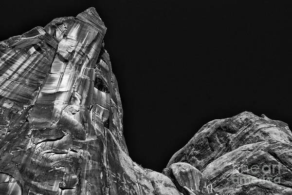 Petroglyphs Digital Art - On Utah 279 by William Fields