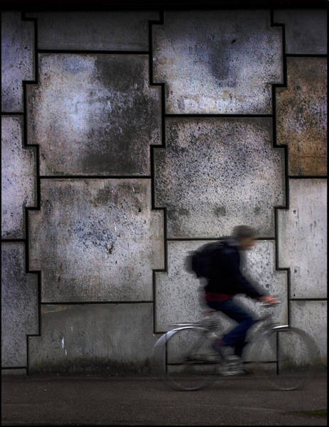 Photograph - On Your Bike. by Joe Macrae