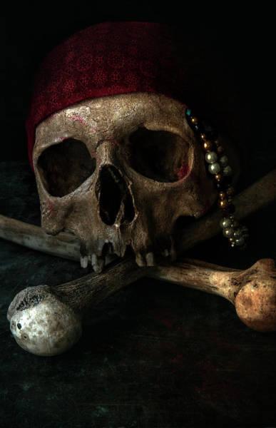 Wall Art - Photograph - Once A Pirate by Jaroslaw Blaminsky