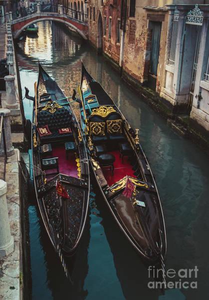 Photograph - Once In Venice by Marina Usmanskaya