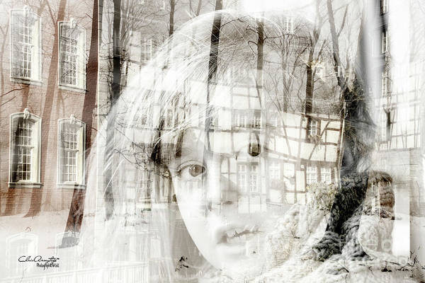 Digital Art - Once Upon A Time ... by Chris Armytage