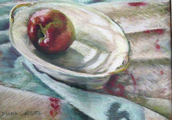 Colgate Wall Art - Pastel - One A Day by Diana Colgate