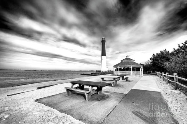 Photograph - One Fine Day On Long Beach Island by John Rizzuto