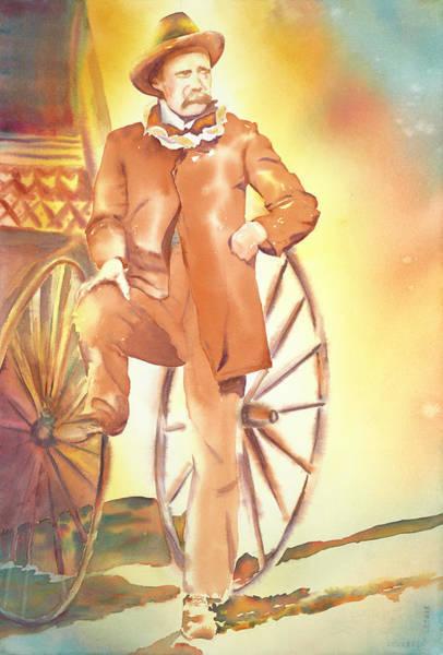 Painting - One Handsome Devil Circa 1872 by Tara Moorman