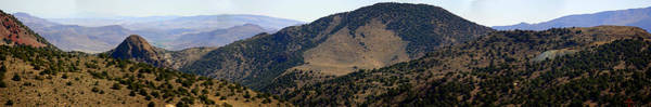 Virginia City Photograph - One Hundred Mile View Virginia City by Brad Scott