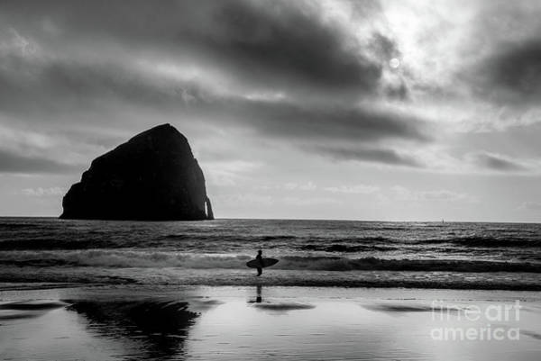 Wall Art - Photograph - One Last Wave by Paul Quinn