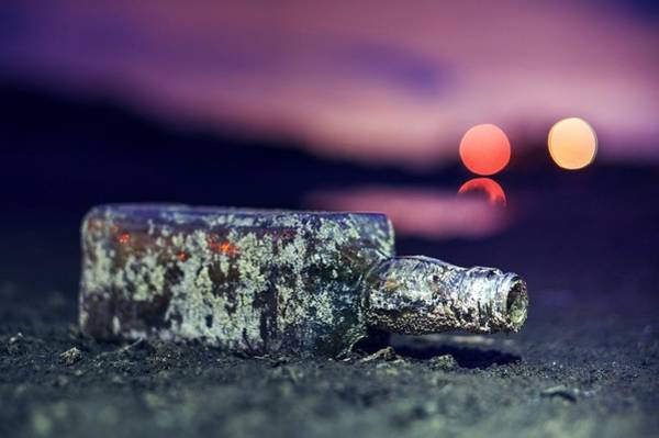 Alviso Photograph - One Man's Trash Is Another Man's Treasure by Quality HDR Photography