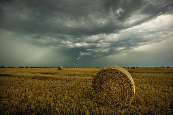 Wall Art - Photograph - One More Time A Round by Aaron J Groen