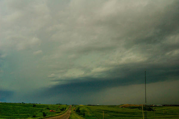Photograph - One Mutha Of A Supercell 001 by NebraskaSC