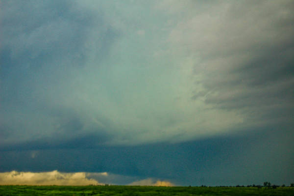 Photograph - One Mutha Of A Supercell 004 by NebraskaSC