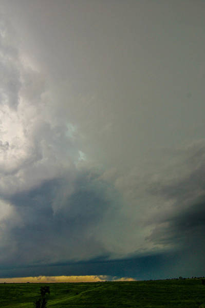 Photograph - One Mutha Of A Supercell 006 by NebraskaSC