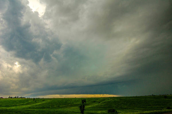 Photograph - One Mutha Of A Supercell 008 by NebraskaSC